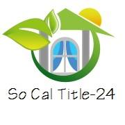 SOUTHERN CALIFORNIA TITLE 24 ENERGY REPORT
